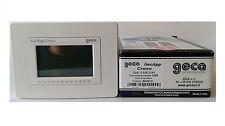 GECA 35262141 GECAPP CRONOTERMOSTATO GSM TOUCH SCREEN BIANCO