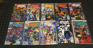 HEROES FOR HIRE LOT OF 20 MARVEL COMICS #1-19 & Annual COMPLETE SERIES 1997-1999