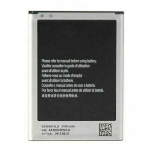 Internal Replacement Battery for Samsung Galaxy Note 2 N7100 3100mA UK fast post
