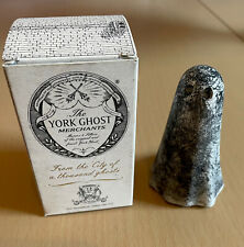 More details for york ghost merchants large 'black and white sweep' ghost, new in box