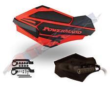 PowerMadd SENTINEL Handguards KIT RED W/ ARMOR RM RM125 34407