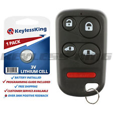 New Replacement Keyless Entry Remote Key Fob Clicker Control Van For E4EG8DN
