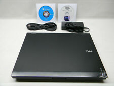 Dell Latitude E5500 Laptop Core 2 Duo 2.4GHz DVD-RW, WiFi, Win 10   #736