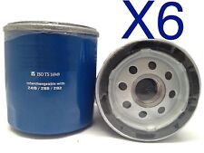 6X Oil Filter Suit Z418 HOLDEN LEXUS TOYOTA Avalon Camry Hiace Hilux Landcruiser