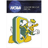 Oregon Ducks Primary 1974-1993 Logo NCAA Die Cut Vinyl Car Sticker Bumper Window