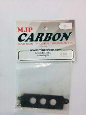 MJP CARBON ESC/BEC Mounting Kit - LEPTON HELI