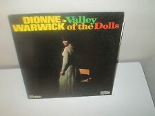 Dionne Warwick - Valley Of The Dolls rare Lp Vinyl Album (Sceptor Records)