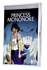 PRINCESS MONONOKE The Studio Ghibli Collection DVD Movie Film UK PAL REGION 2