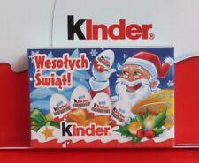 original Werbepuzzle Kinderino Weihnachten Polen 2006 mit Karton