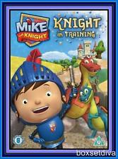 MIKE THE KNIGHT - KNIGHT IN TRAINING**BRAND NEW DVD **