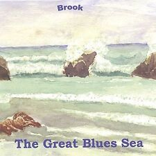 The Great Blues Sea by Brook (CD, Mar-2004, Melusine Records)