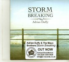 (DP457) Adrian Duffy, Storm Breaking - 2011 DJ CD