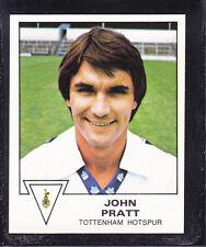 PANINI-CALCIO 80 - # 334 John PRATT-TOTTENHAM