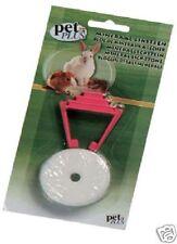 BLOC MINERAL A LECHER PETIT lapin accessoire jouet cage