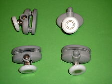 Shower Door Rollers, Wheels, Runners. 4 x SR05