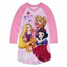 Disney Princess Girl's Snow White, Rapunzel Nightgown, Gown, Size 4