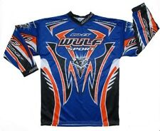 Wulfsport Pro FX orange race shirt size small motocross motorbike MX leisure