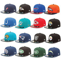 New Era 59Fifty NFL Authentic On Field AFC Game Football Cap-Broncos/Raiders