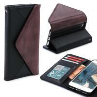 Urcover® Apple iPhone 7 Schutz Hülle Karten & Geld Fach Case Cover Etui