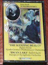 TCHAIKOVSKY SLEEPING BEAUTY SWAN LAKE CASSETTE ALBUM Bibi Music BBM75 NEW SEALED