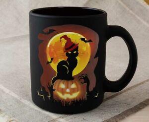 Happy Halloween Cat Mug Coffee Mug Tea Cup Gift
