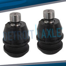 Pair (2) NEW Front Suspension Lower Ball Joint Set for Chrysler Dodge Mitsubishi