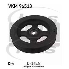 New Genuine SKF Crankshaft Belt Pulley VKM 96513 Top Quality