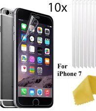 10 Unidades Ultrafinos LCD Transparente Protector De Pantalla para apple