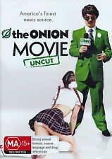 The Onion Movie - Action / Comedy / Strong Sex Humour  - Len Cariou - NEW DVD