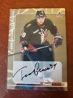 2000 In the Game Be A Player Signature Series Autographs #164 Travis Green Auto