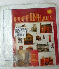 Del Prado Puppenhaus rote Serie Heft 91 NEU / OVP / Maßstab 1:12 / Spielhaus