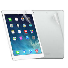 Front And Back Clear Film LCD Screen Protection For iPad Mini 1 2 3 Protector
