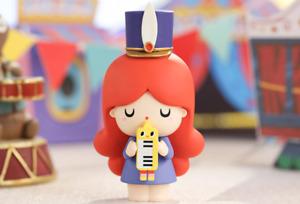 POP MART x MOMIJI Circus Series Octavia Mini Figure Designer Art Toy Figurine