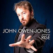 John Owen-Jones - Rise (NEW CD)