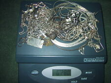 280 grams of Sterling Silver Jewelry - Wearable Not Scrap