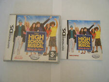 High School Musical : Rêves De Star - Nintendo DS - Complet - PAL FR