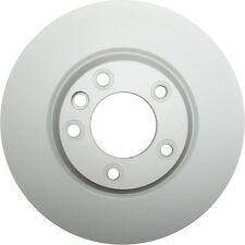 For Audi Porsche VW Front Driver Left Vented Disc Brake Rotor ATE COATED SP34123
