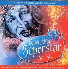 Baba Jaga Superstar-le più grandi hits, umore canzoni e altre catastrofi