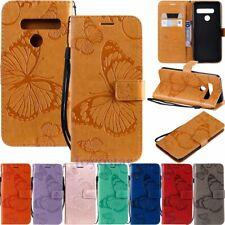 For LG Stylo 4/Stylo 3/K30/K20 Plus/G8 Card Wallet Flip Leather Phone Case Cover