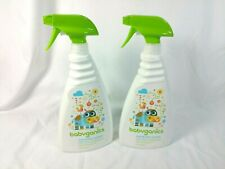 Babyganics Stain & Odor Remover Spray, Fragrance Free, 32oz Spray Bottle