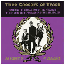 Thee Mighty Caesars - Thee Caesars Of Trash LP **Billy Childish** *GARAGE*