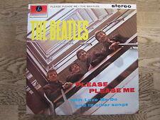 "LP - THE BEATLES - PLEASE PLEASE ME ""TOPZUSTAND!"""