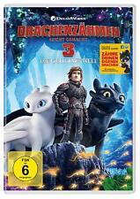 DVD * DRACHENZÄHMEN LEICHT GEMACHT 3 - DIE GEHEIME WELT # NEU OVP +