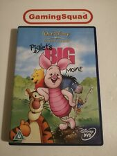 Piglets Big Movie DVD, Supplied by Gaming Squad