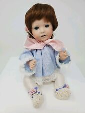 """Jdk 237 Hilda All Bisque Perfect Repro of Antique Bisque Kestner Baby Doll 9"""""""