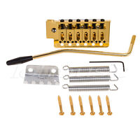 Guitar Tremolo Bridge Single Locking System for ST Style Strat Guitar Parts