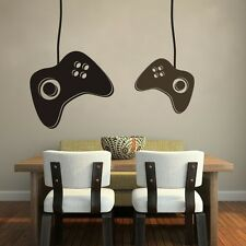 Video Game Controller Wall Decal Removable Xbox 360 Kid Playroom Vinyl Art Decor