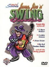 Keith Wyatt Jump Jive & Swing Getting The Sounds Guitar DVD NEW!
