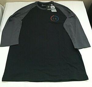 Under Armour 1330080-001 Men's Freedom Unity Utility Tee 3/4 Long Sleeve T-Shirt
