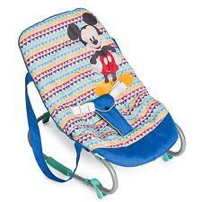 Hauck Disney Babywippe Rocky Mickey Geo Blue NEU